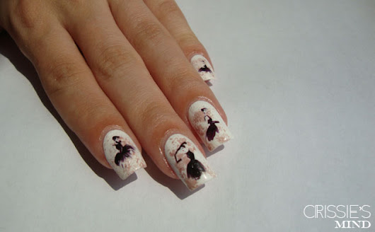 Audrey Hepburn Water Decals