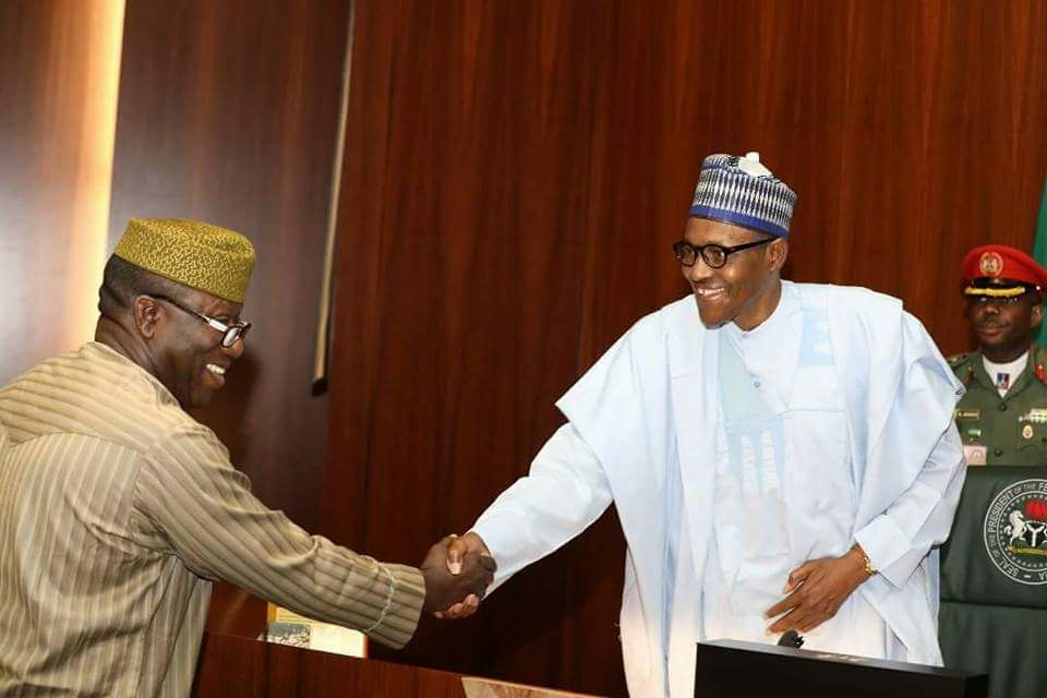 Image result for fayemi attended nec meeting