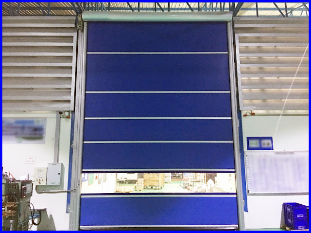 HIGH SPEED DOOR, RAPID DOOR, ROLL UP DOOR, INDONESIA, VIETNAM, JAPAN, MALAYSIA, THAILAND, KOREA, COAD