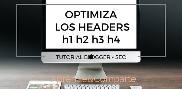 optimiza los headers de tu blog