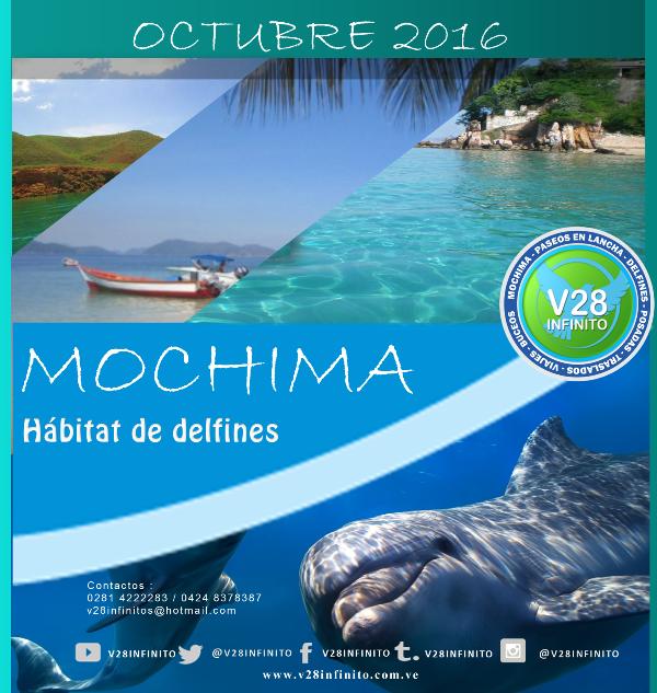 imagen Octubre 2016 mochima tour y full day