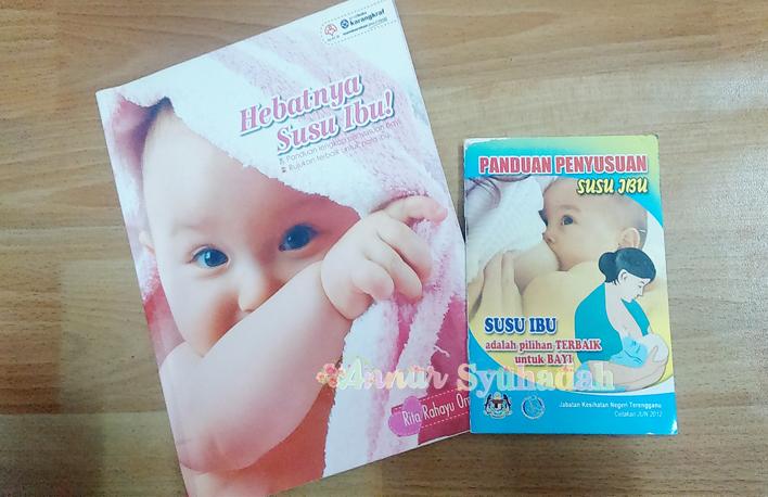 Review buku Hebatnya Susu Ibu! terbitan Karangkraf, ibu susu ubud