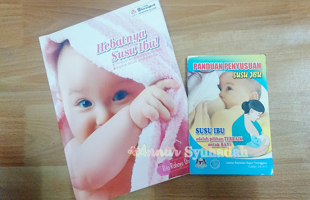 Review buku Hebatnya Susu Ibu! terbitan Karangkraf