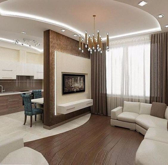 new 50 plasterboard room