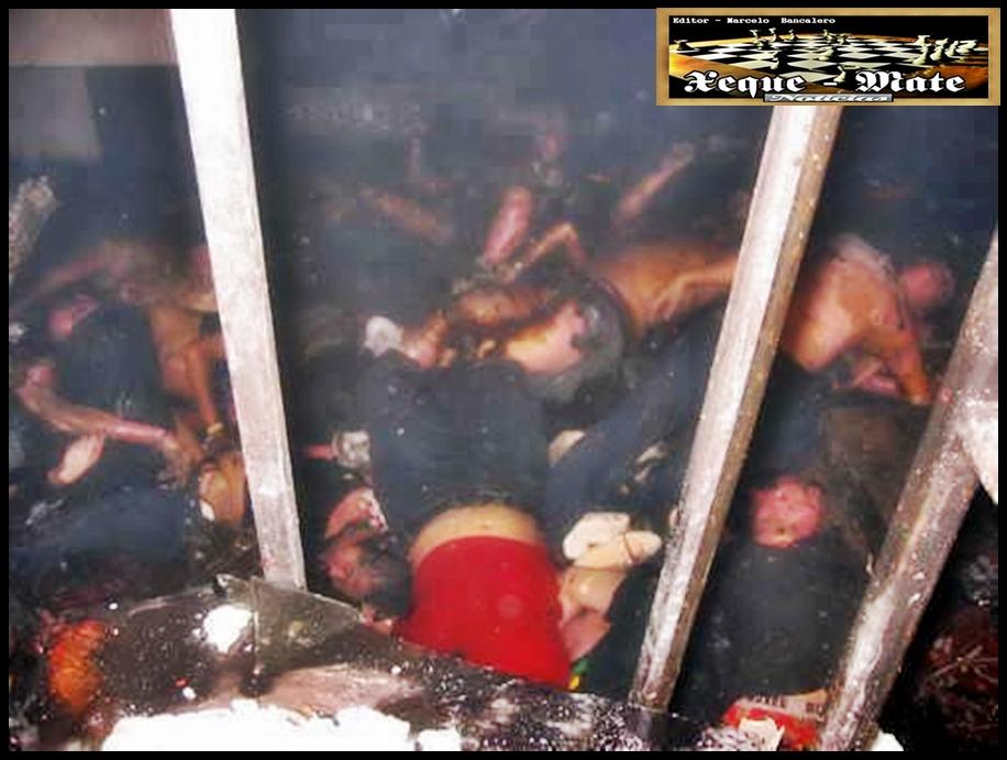 Galeria de fotos: veja imagens da tragdia na boate Kiss, em Santa 53