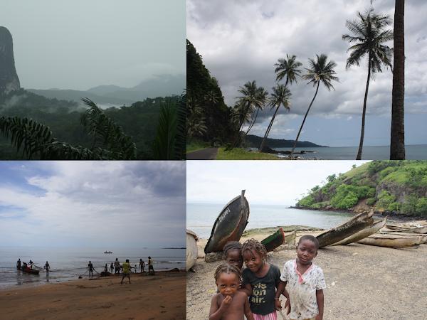 São Tomé | Há um ano estava aqui...