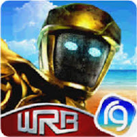 Download Game Real Steel World Robot Boxing APK Android