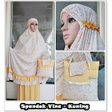 Mukena Bahan Spandek