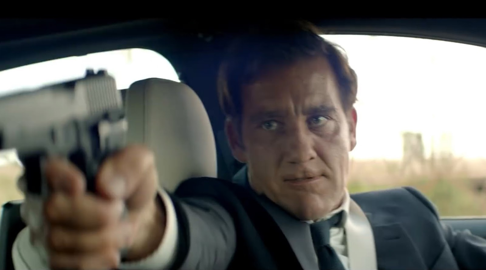 The Escape | Clive Owen em ação embalada no trailer do curta da BMW