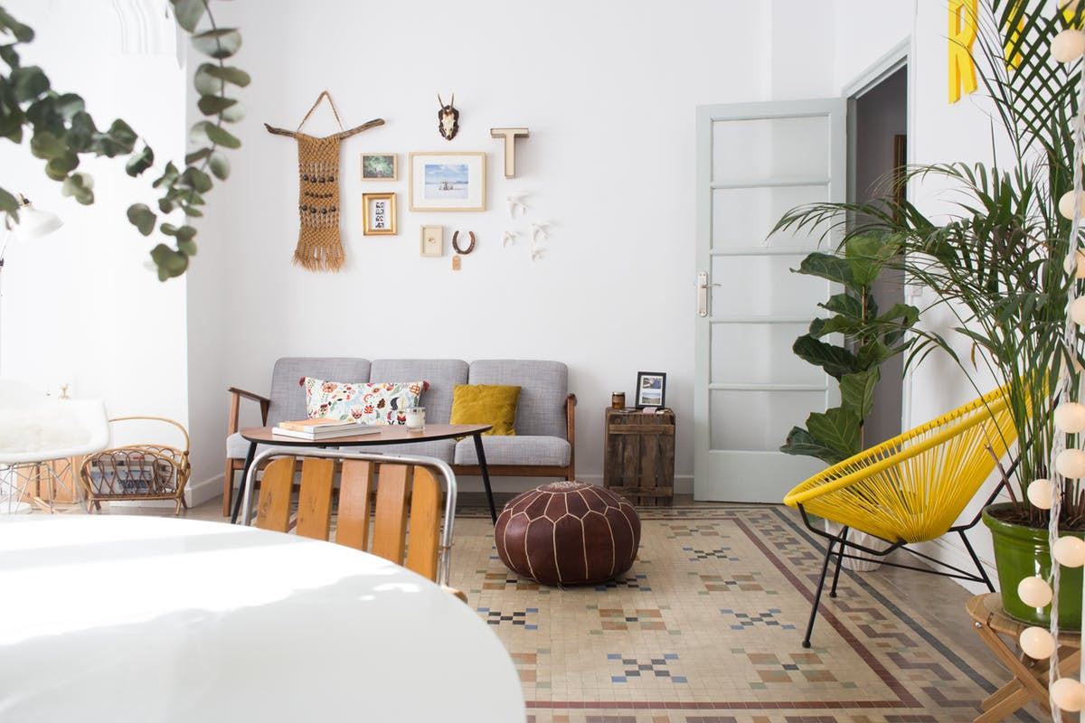Naifandtastic Decoraci N Craft Hecho A Mano Restauracion  # Muebles Color Mostaza