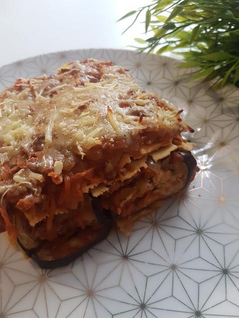 Lasagnes à la bolognaise WW