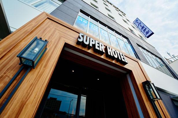 JR奈良站三条街超级酒店 Super Hotel JR Nara Ekimae Sanjodori