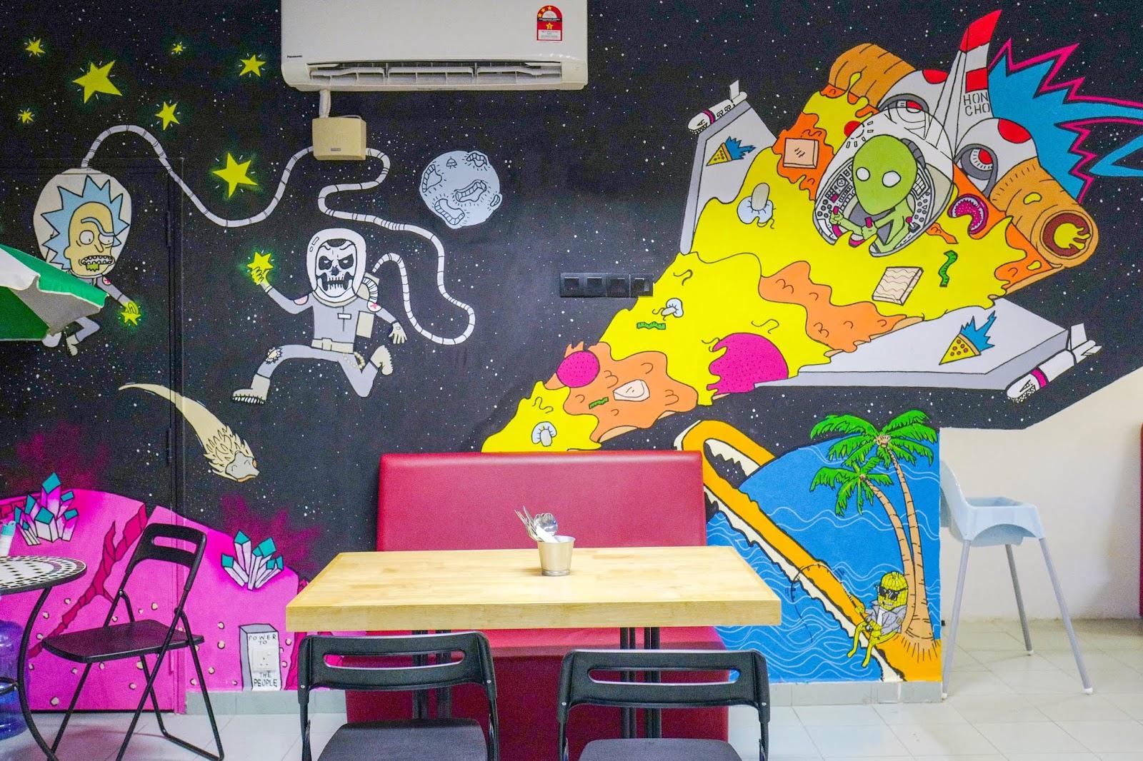 Honcho Pizza Parlour, Subang