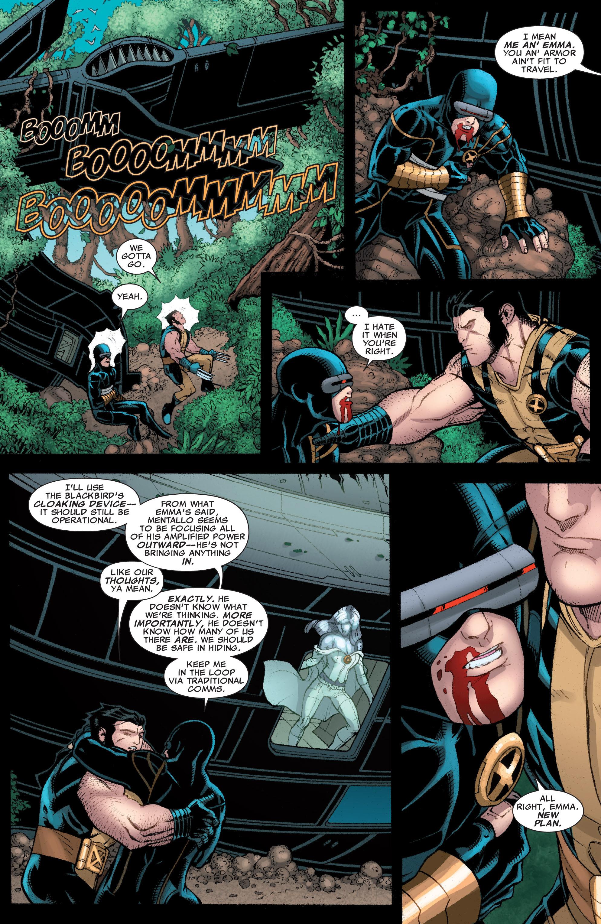 Read online Astonishing X-Men (2004) comic -  Issue #39 - 17