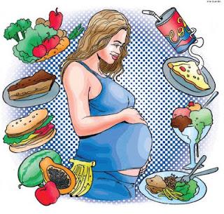 Alimentaçao gravidez