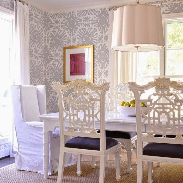 Feast Your Eyes Gorgeous Dining Room Decorating Ideas: D E C O R A R E : The Most Charming Dining Rooms You'll