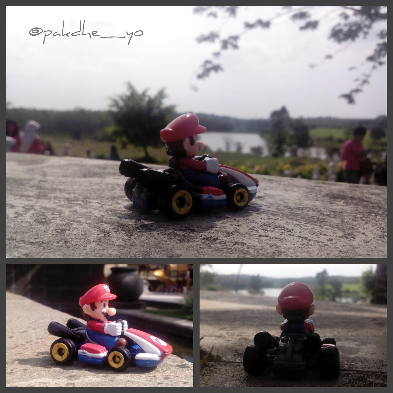 Mobil, Motor Dan Mainan
