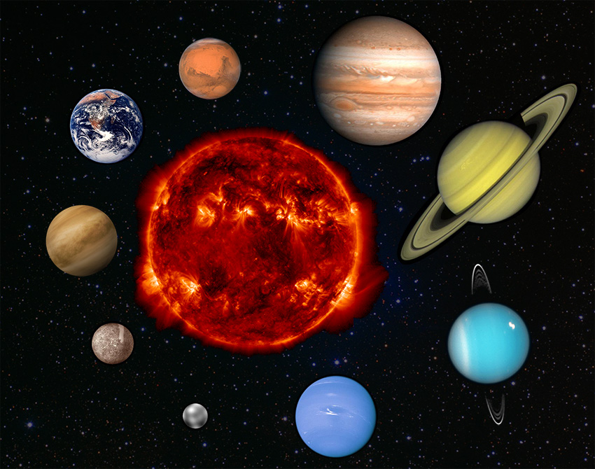 How many planets are there in our Solar System? | Earth Blog