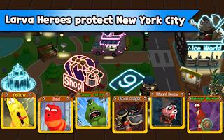 Larva Heroes Mod APK v1.5.6 Terbaru