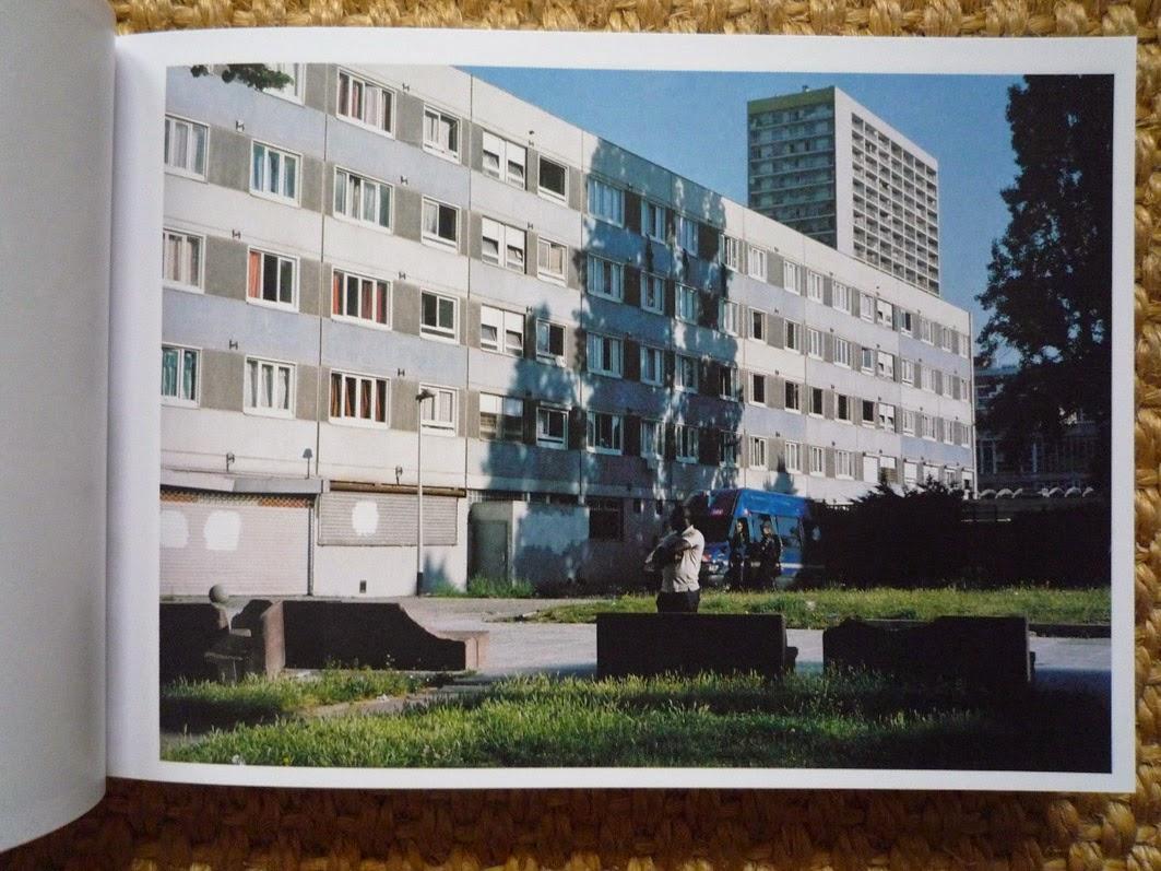 Archives 01. La rénovation urbaine en Ile-de-France, Seine-Saint-Denis / Paris 2010-2012 - Aude Tincelin