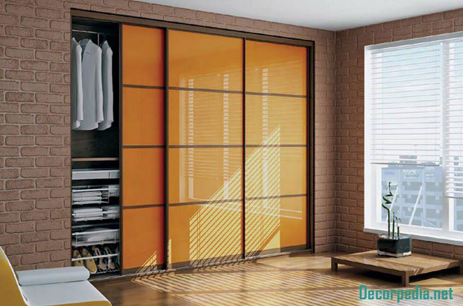 New bedroom cupboards and wardrobe design ideas