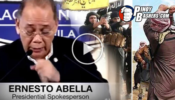 WATCH: Ugat Ng Problema Sa Terorismo Sa Bansa, Tinukoy Ni Sec Abella