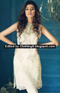 Teena by Hina Butt Eid Garden of Senhora dresses collection