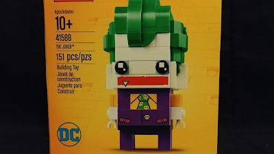 ZC-Infinity Reviews: The Brick Miser: Lego BrickHeadz Figures