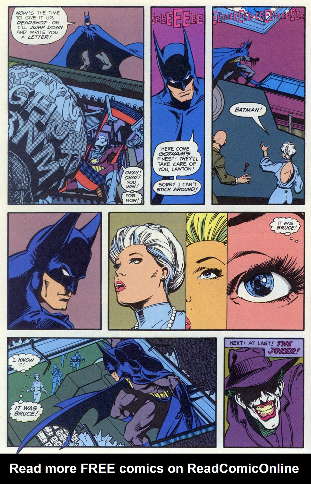 Read online Shadow of the Batman comic -  Issue #3 - 38