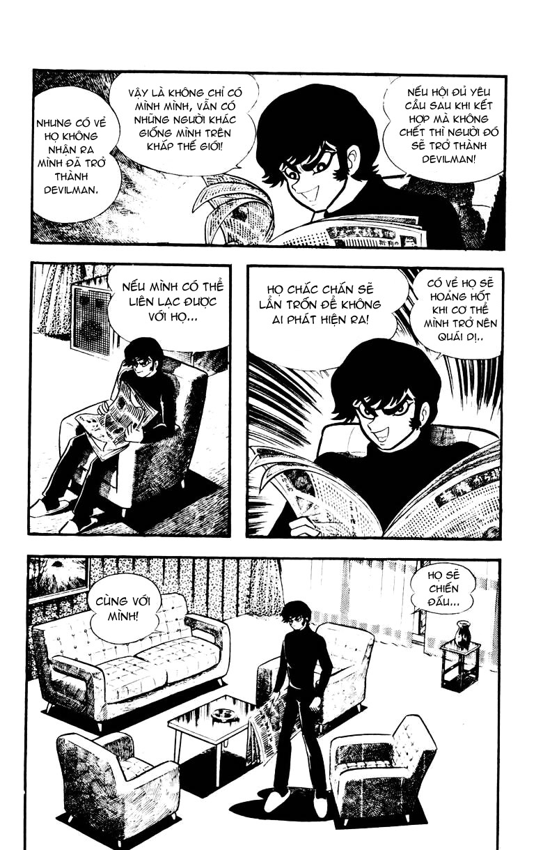 DevilMan chapter 16 trang 3