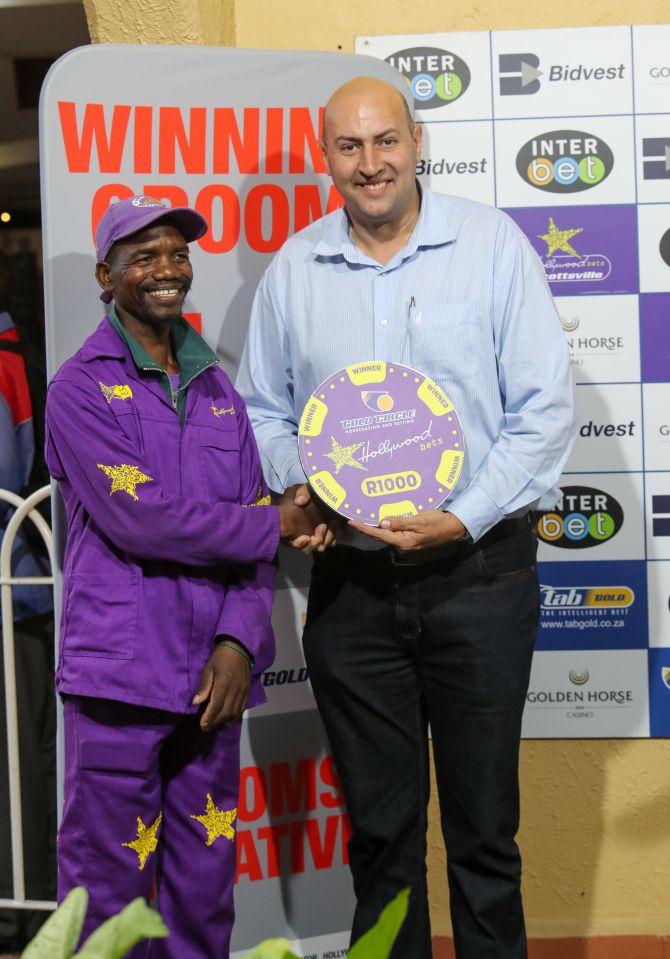 20191208 - Race 9 - Makhwenkodwa Mphathi - TWICE GOLDEN