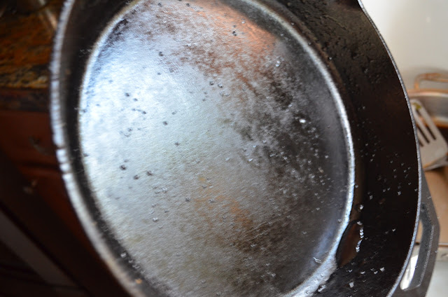 Cast Iron Pan Cleaning 101 Serena Bakes Simply From Scratch