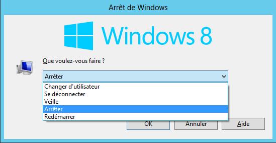 La mise en veille prolongée ou hibernation n'est pas disponible par défaut dans les options de  mise hors tension du menu Démarrer de Windows 10. C'est d'ailleurs le cas depuis  Windows 8 où l'on n'a droit qu'à des options de mise en veille simple, d'arrêt et de redémarrage du système.