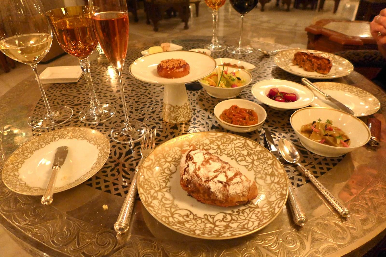 Travel : La grande Table Marocaine restaurant at the Royal ...