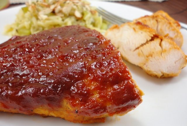 Sweet And Tangy Oven Barbecued Chicken America S Test Kitchen