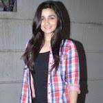Alia Bhatt Hot Photos At MTV Coke Studio Launch