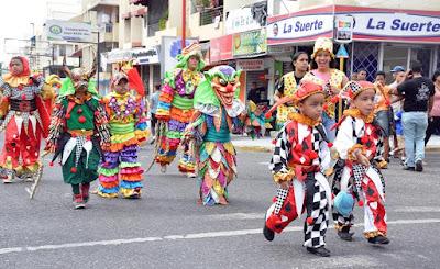 CARNAVAL DE SANTIAGO 2016