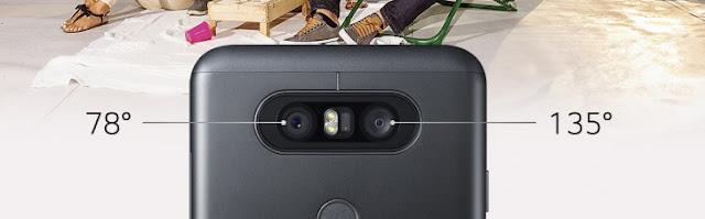 سعر ومواصفات الهاتف LG Q8  بالصور والفيديو