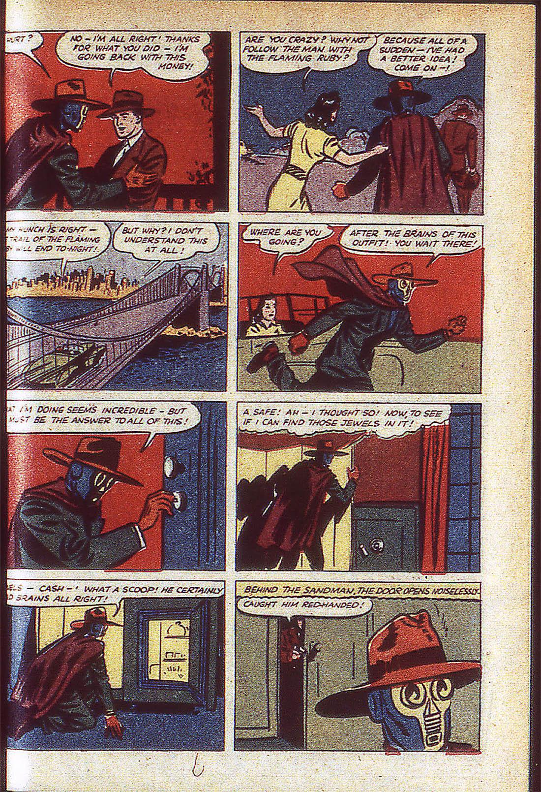 Read online Adventure Comics (1938) comic -  Issue #59 - 64