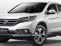 Review Mobil All New Honda CRV 2013