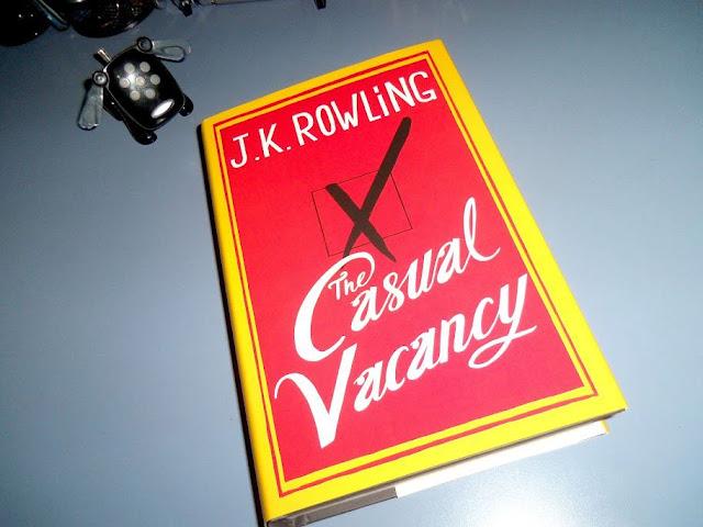 """Especial: Tudo sobre """"The Casual Vacancy"""", da autora J.K. Rowling 8"""