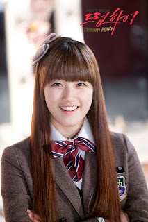 FOTO SUZY MISS A DREAM HIGH