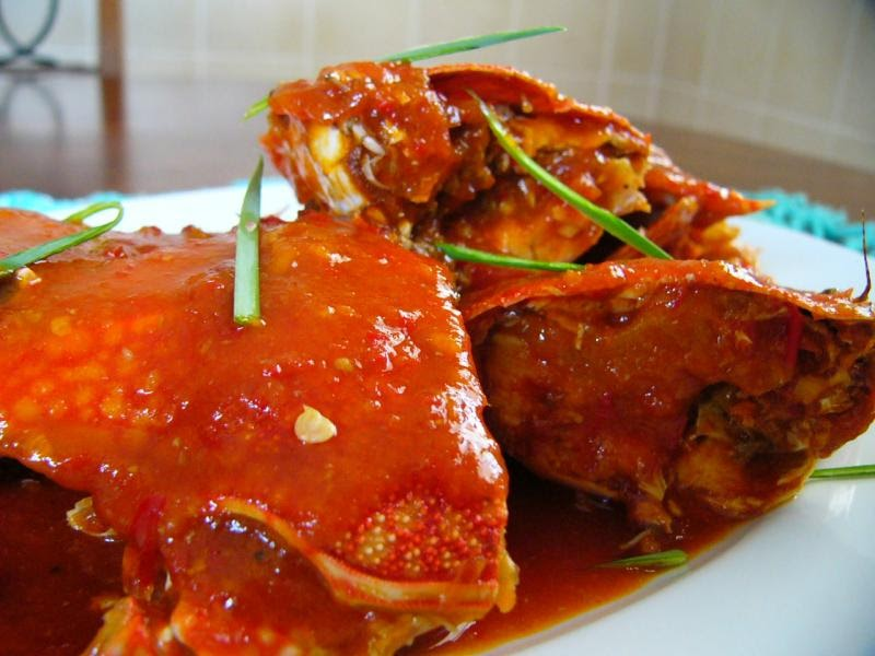 Resep Kepiting Saus Padang - Resep Masakan 4