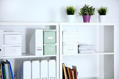 Great ways to hide clutter!