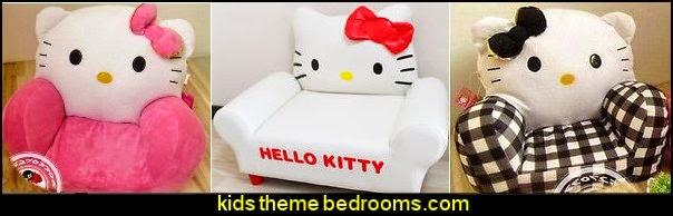Hello Kitty Children Sofa Chairs