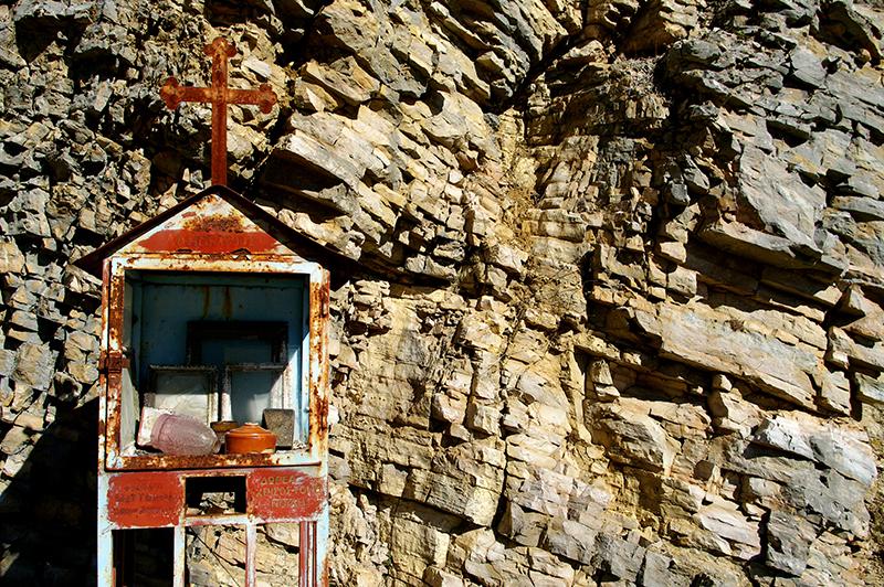 Stone bridges - Vikos Greece- https://terriermigrateur.blogspot.fr/- ©Le Terrier Migrateur -