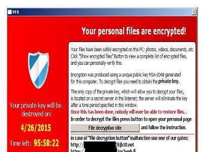 勒索軟體TeslaCrypt解密