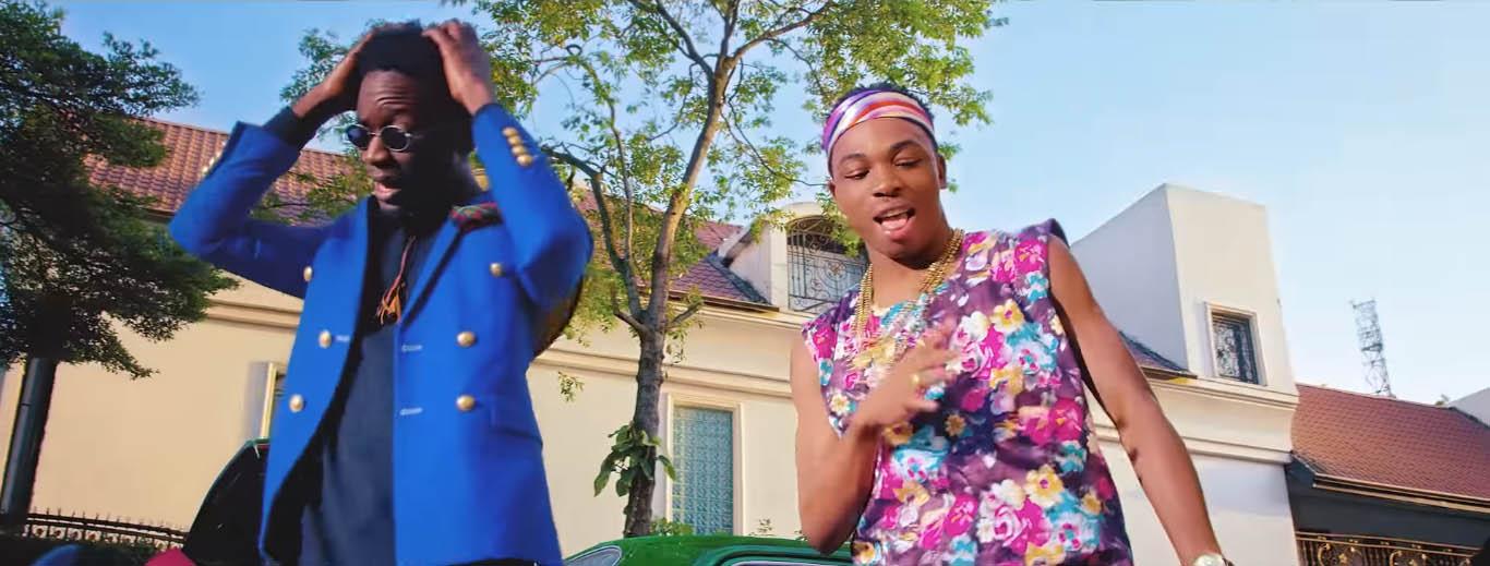 tire Download Video | Mayorkun Ft. Mr. Eazi - Love You Tire