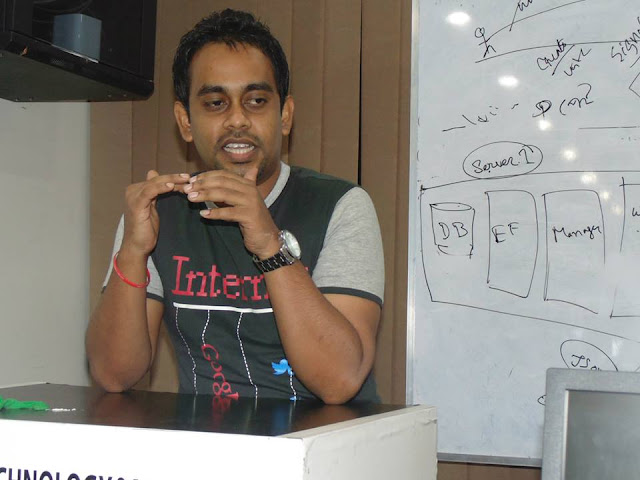 Alamin Chowdhury SEO Speech