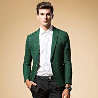Yeşil renk blazer ceketle ne gider?